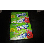 Kool-Aid Drink Mix Green Apple 2-48 Count Boxes  - $29.39