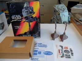 Habro Star Wars Power of the Force AT-ST w/box complete unused - $69.29