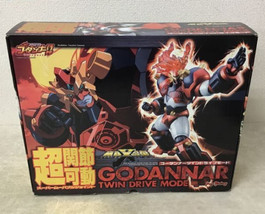 Godannar Twin Drive chogokin Gokin Max Factory DieCast Figure - $326.69