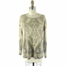 S - Denim & Supply Ralph Lauren Southwest Native Patterned Sweater Top 0... - $29.00