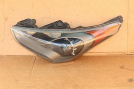 13-16 Hyundai Veloster Turbo Projector Headlight Lamp W/LED Driver Left LH image 7