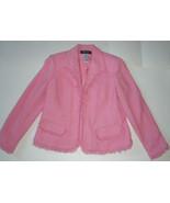 Pink blazer thumbtall