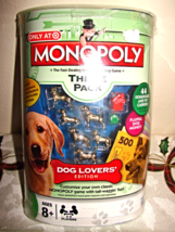 Monopoly Dog Lovers Theme Pack - $13.50