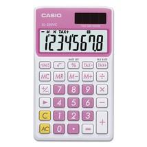 Casio® SL-300SVCPK Handheld Calculator - €36,38 EUR