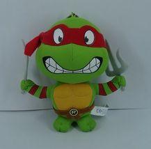 Teenage Mutant Ninja Turtles: Raphael 6'' Plush Key Chain NEW! - $18.99
