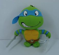 Teenage Mutant Ninja Turtles: Leonardo 6'' Plush Key Chain NEW! - $18.99