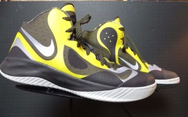 Nike Zoom Hyperfranchise XD (579835-700) Tour Yellow/Pure Platinum Excel... - $36.75