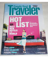 Conde Nast Traveler May 2012, London, New Zealand, Tangier Hot List Best... - $7.00