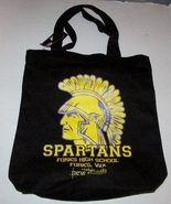 Twilight New Moon Spartans Forks High School Tote Bag NEW - $15.00
