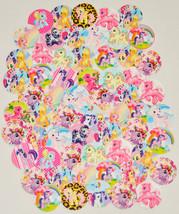 "60 Precut MY LITTLE PONY 1"" Circle Bottlecap images for party favors, ha... - $2.99"