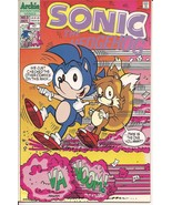 Archie Comics Sonic The Hedgehog #3 Boomer Sally Rabbot Deployment The B... - $4.95