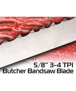 """5/8"""" X 3-4 TPI X 99 3/4"""" Butcher BandSaw Blade Laguna Meat Blade Frozen/... - $34.91"""