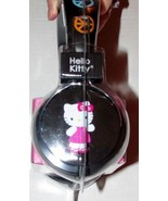 Hello Kitty Headphone Set IPod Iphone MP3 High Quality Piece Signs NEW - $19.99