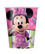 Minnie Mouse Party Cups [8 Per Pack] - $9.79