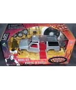 Monster Garage WEDDING ON WHEELS Diecast Model Kit 1:24 SCALE w/DVD - $37.96