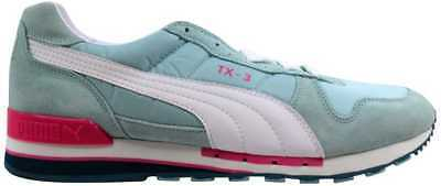 Puma TX 3 Clearwater/White-Pink 341044 69 Men's SZ 11.5