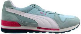 Puma TX 3 Clearwater/White-Pink 341044 69 Men's SZ 11.5 - $68.40