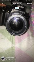Canon camera  - $400.00