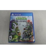 Plants Vs. Zombies: Garden Warfare Playstation 4 PS4 Game Complete Free Ship - $18.80