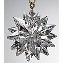 Medium Crystal Suncluster Ornament image 1