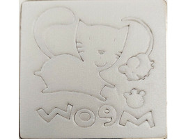 """Provo Craft Meow Cat and Mouse Die 3"""" x 3"""" image 2"""