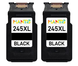Canon PG 245 XL 2Pack Black Ink Cartridge Combo - $33.56