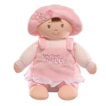 "GUND My First Dolly Stuffed Brunette Doll Plush, 13"" (Brunette) - $30.81"