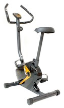 Stationary Exercise Bike Vivo Stone B1.0 black-orange Exercise Bike Home... - $190.62