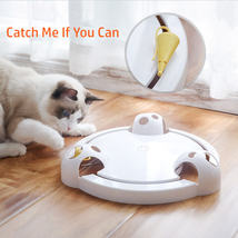 Cat Toy, Fully Automatic Toy for Cat or Kitten, Interactive Battery Oper... - $29.85