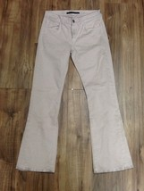 J Brand Women's Flare Jeans In PINK Size 25 - $51.18