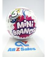 5 Surprise Mini Brands Zuru 1 BALL, Collectible Capsule - NEW - $14.80