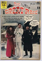 The Great Race Movie Classics ORIGINAL Vintage 1966 Dell Comics Natalie ... - $27.90