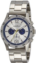 Caravelle New York Watch(Model: 43A130) - £279.51 GBP