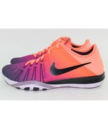 NIKE FREE TR 6 SPECTRM WOMAN SIZE 5.5 MANGO NEW RARE RUNNING - $96.89