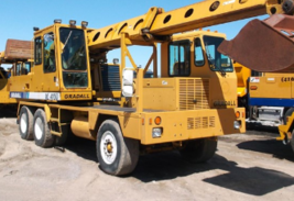 1999 GRADALL XL4100 For Sale In Uxbridge, Ontario Canada image 7