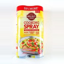Wellsley Farms Cooking Spray, 2 ct./16 oz. - $18.33