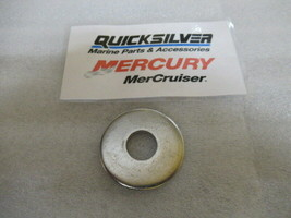 E26 Genuine Mercury Quicksilver 12-28421 Washer OEM New Factory Boat Parts - $2.99