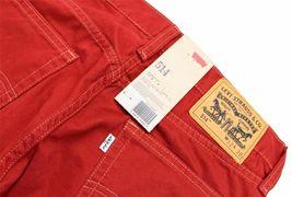 Levi's Strauss 514 Men's Original Slim Fit Straight Leg Jeans 514-0445 image 6