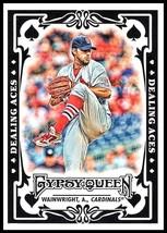 2013 Topps Gypsy Queen Dealing Aces #DA-AW Adam Wainwright NM-MT Cardinals - $1.49