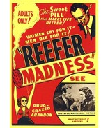 Reefer Madness Movie Cool Wall Decor Art Print Poster 24x36 Free Shipping - $22.00