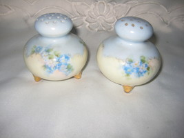Handpainted salt & pepper shakers Bavaria - $26.00