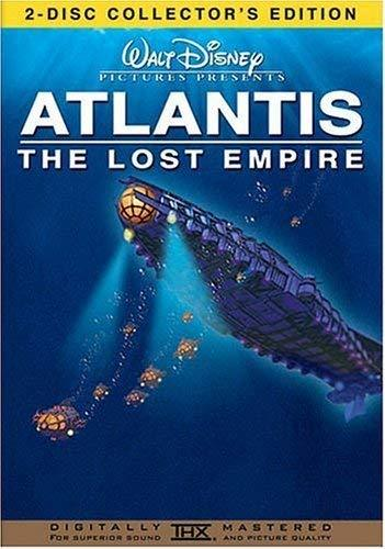 Atlantis: The Lost Empire (2-Disc Collector's Edition) [DVD]