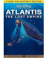 Atlantis: The Lost Empire (2-Disc Collector's Edition) [DVD] - $10.75