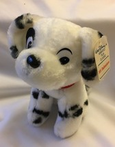 "Walt Disney Productions 101 DALMATIANS Pup Puppy Dog Plush 7"" with TAG v... - $15.99"