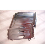 Lot of 20 For DELL HP lenovo Half-height 2U PCI VGA DB9 Serial Low Brack... - $9.68