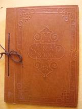 Vintage Scrapbook Cover - $10.00