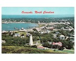 Postcard ocracoke lighthouse silver lake nc thumb155 crop