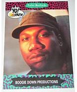 Trading Cards -1991 ProSet MusiCards - YO! MTV RAPS - BOOGIE DOWN PRODUC... - $5.25