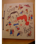Scrapbook Cover - Vintage Late '50's - $15.00