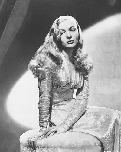 VERONICA LAKE POSTER 24X36 IN HOLLYWOOD GLAMOUR PEEK-A-BOO 61X90 CM